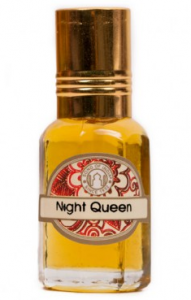 SONG OF INDIA Indyjskie perfumy w olejku NIGHT QUEEN 5ml