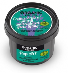 Organic Kitchen Liftingujący krem do ciała POP ART 100ml