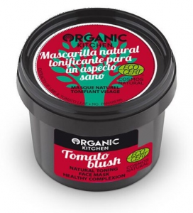 Organic Kitchen Maseczka do twarzy TOMATO BLUSH Limonka Pomidor 100ml