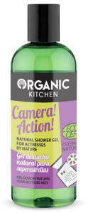 Organic Kitchen Żel pod prysznic CAMERA! ACTION! Mango Oliwa 260ml