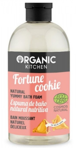 Organic Kitchen Pianka do kąpieli FORTUNE COOKIE Olejek migdałowy Owies 500ml