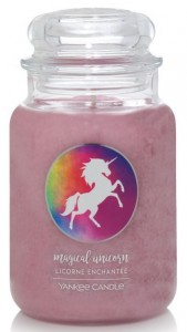 YANKEE CANDLE Słoik duży MAGICAL UNICORN