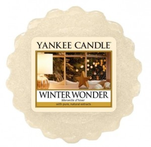 YANKEE CANDLE Wax Wosk Tarta WINTER WONDER
