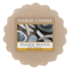 YANKEE CANDLE Wax Wosk Tarta SEASIDE WOODS