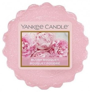 YANKEE CANDLE Wax Wosk Tarta BLUSH BOUQUET