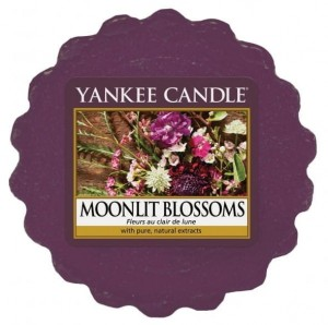 YANKEE CANDLE Wax Wosk Tarta MOONLIT BLOSSOMS