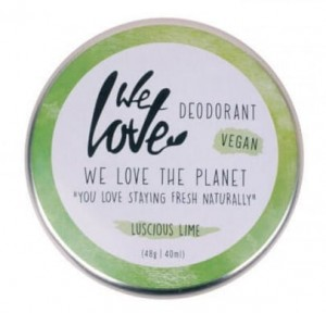 We love the Planet  Dezodorant w kremie LUSCIOUS LIME 48g