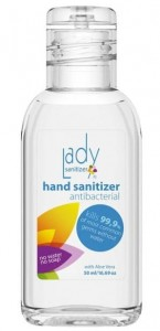 Lady Cup Żel antybakteryjny do rąk LADY SANITIZER 50ml