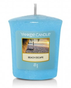 YANKEE CANDLE Świeczka sampler BEACH ESCAPE 49g