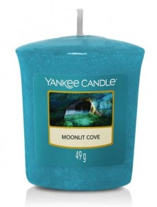 YANKEE CANDLE Świeczka sampler MOONLIT COVE 49g