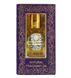 SONG OF INDIA Indyjskie Perfumy w olejku NAG CHAMPA 10ml