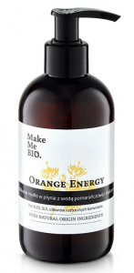 Make Me Bio Orange Energy - Mydło w płynie 250ml