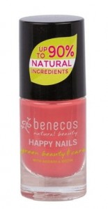 BENECOS Lakier do paznokci FLAMINGO 5ml