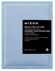 MIZON Odżywcza maska z AWKADO Enjoy Vital-Up Time Nourishing Mask 25ml