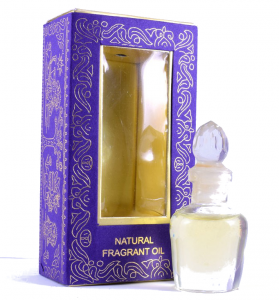 SONG OF INDIA Indyjskie perfumy w olejku LOTOS 10ml