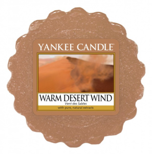 YANKEE CANDLE Wax Wosk Tarta WARM DESERT WIND