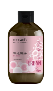 Ecolatier EcoLab Piana do kąpieli SPA DREAM Granat i Mango 600ml