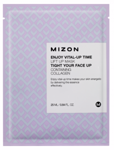 MIZON Liftingująca maska z KOLAGENEM - Enjoy Vital-Up Time Lift-Up Mask 25ml
