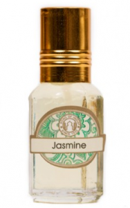 SONG OF INDIA Indyjskie perfumy w olejku JASMINE (Jaśmin) 5ml