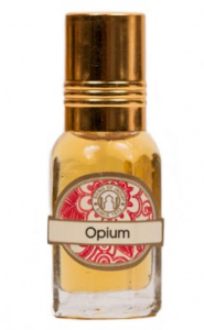 SONG OF INDIA Indyjskie perfumy w olejku OPIUM 5ml