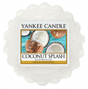 YANKEE CANDLE Wax Wosk Tarta COCONUT SPLASH