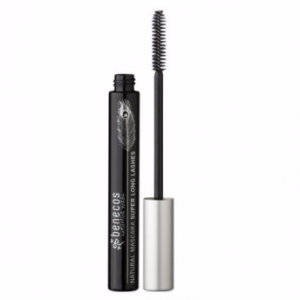 BENECOS Tusz do rzęs SUPER LONG LASHES Carbon Black 8ml BDIH